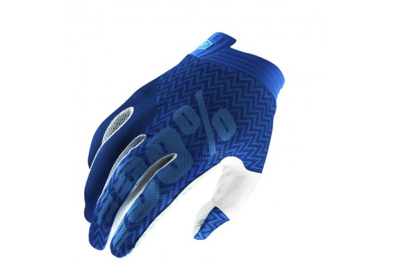 iTrack Gloves Blue | 100%