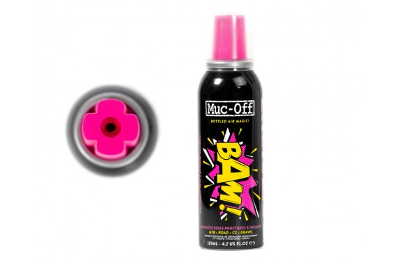 Muc-Off B.A.M! (Bottled-Air-Magic) 125 mL