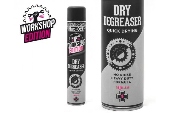 """Muc-Off Degraissant """"Dry De-Greaser"""" Atelier 750mL"""
