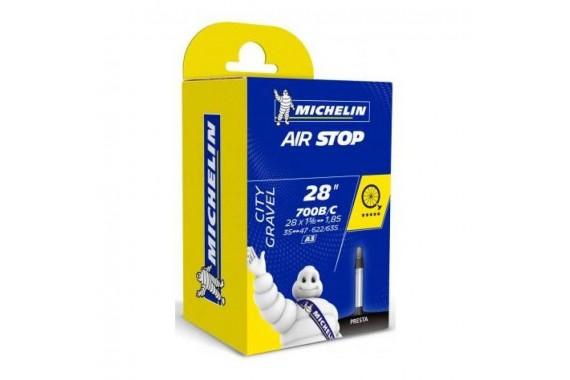 Chambre à air Michelin Airstop A3 700X35/47 Presta 40