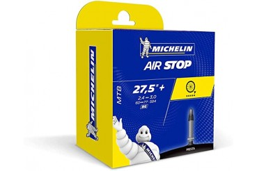 Chambre à air Michelin Airstop B6 27,5+ x 2.4-3.0 Presta 40mm