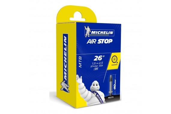 Chambre à air Michelin Airstop C4 26X1.6/2.1 Presta 40