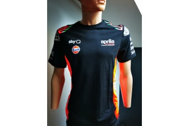 TEE-SHIRT TEAM REPLICA | APRILIA