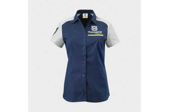 Women Replica Team Shirt | HUSQVARNA