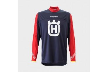 Origin Shirt Red | HUSQVARNA