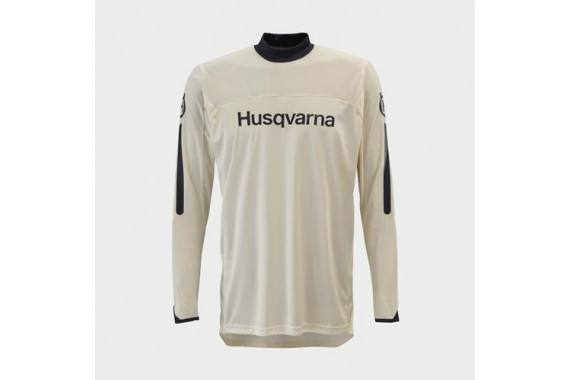 Origin Shirt White   HUSQVARNA