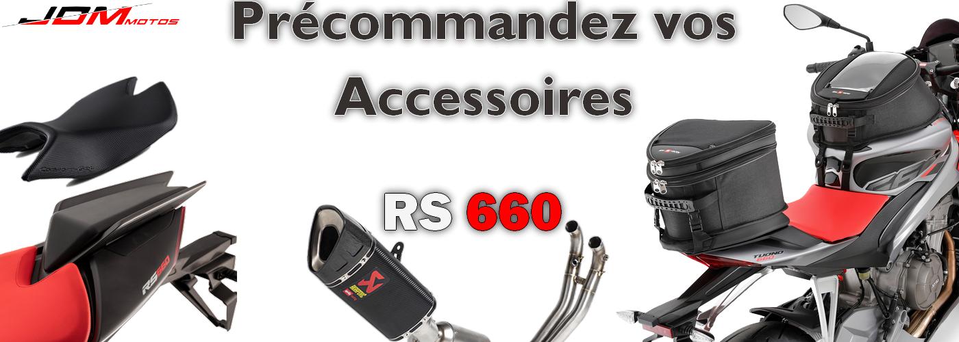 Accessoires pour Aprilia RS 660
