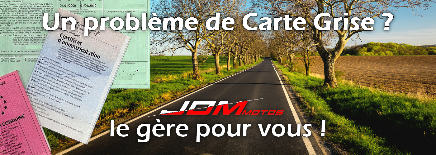 Gestion de Carte Grise